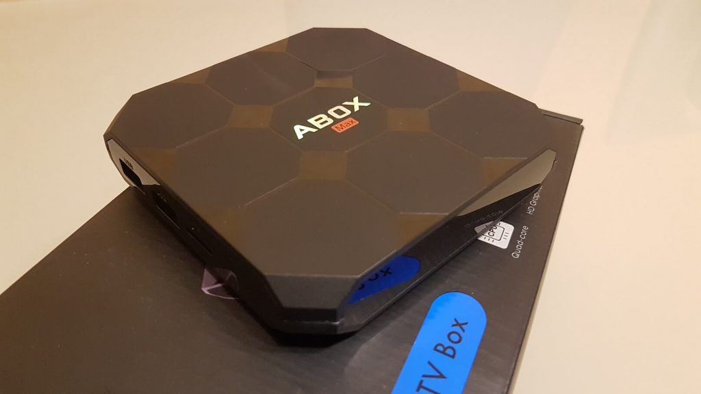 TV box GooBangDoo ABOX A1 MAX