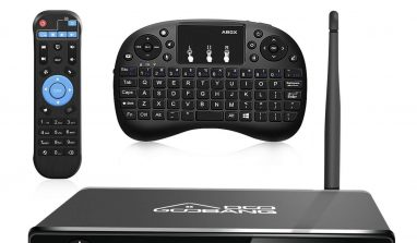 Decoder TV Box Android GooBang Doo XB III: la recensione
