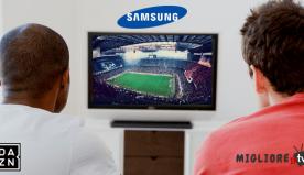 Come vedere DAZN su Smart TV Samsung: l'app da installare