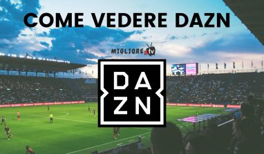 Come vedere DAZN su Smart tv, Fire Stick e altri dispositivi