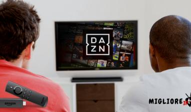 Come vedere DAZN sull'Amazon Fire Stick