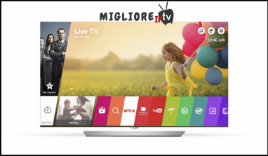 Come vedere IPTV su Smart Tv Samsung e LG