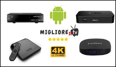 Decoder IPTV: i migliori del 2019 con prezzi e opinioni
