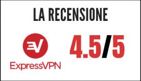 EXPRESS VPN: recensione, costi e specifiche