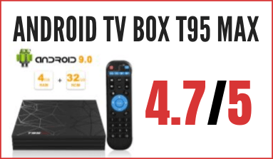 Android TV Box T95 MAX