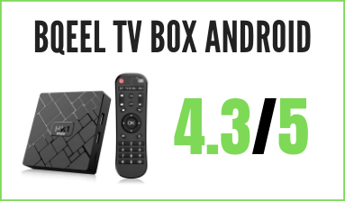 Bqeel TV Box Android IPTV