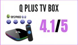 Decoder Q Plus Android Tv Box: prezzo, opinioni e recensione