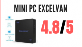 Recensione Mini PC Windows Excelvan