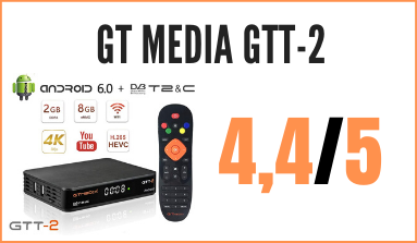 Recensione GT Media GTT-2 Decoder Digitale Terrestre HD Android