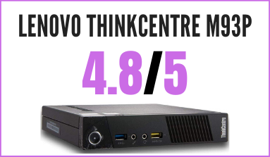 Recensione Mini PC Lenovo ThinkCentre M93p Win10 Pro