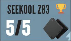 Recensione Mini PC SeeKool Z83 Windows 10