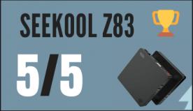 Recensione Mini PC SeeKool Z83 Windows 10