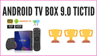 Recensione Android TV Box 9.0 TICTID