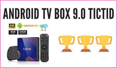 Recensione Android TV Box 9.0 TICTID
