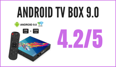 Recensione Decoder A95X R3 BOX TV Android 9.0